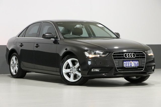 Used Audi A4 B8 (8K) MY13 2.0 TDI, 2013 Audi A4 B8 (8K) MY13 2.0 TDI Grey CVT Multitronic Sedan