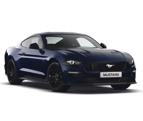 New Ford Mustang FN 2018MY GT Fastback SelectShift, 2018 Ford Mustang FN 2018MY GT Fastback SelectShift Kona Blue 10 Speed Sports Automatic Fastback