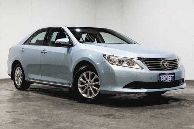 Used Toyota Aurion GSV50R AT-X, 2014 Toyota Aurion GSV50R AT-X Blue 6 Speed Sports Automatic Sedan