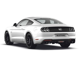 2018 Ford Mustang FN 2018MY GT Fastback SelectShift Oxford White 10 Speed Sports Automatic Fastback.