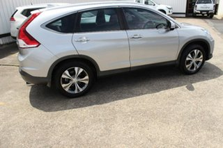 2013 Honda CR-V RM VTi-L 4WD Silver 5 Speed Automatic Wagon