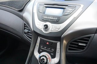 2011 Hyundai Elantra MD Active Silver 6 Speed Manual Sedan