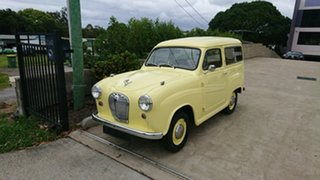 1953 Austin A30 Countryman Yellow 4 Speed Manual Wagon.