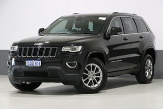 2015 Jeep Grand Cherokee WK MY15 Laredo (4x2) Black 8 Speed Automatic Wagon.
