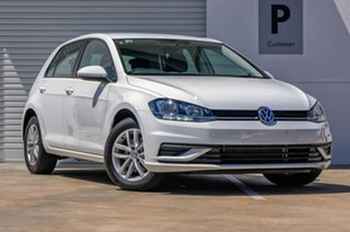 2017 Volkswagen Golf 7.5 MY17 110TSI DSG White 7 Speed Sports Automatic Dual Clutch Hatchback.