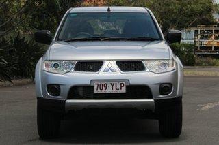 2012 Mitsubishi Challenger PB (KG) MY12 Silver 5 Speed Manual Wagon