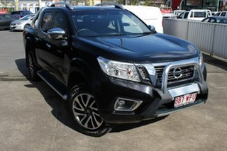 2016 Nissan Navara D23 ST-X Black 7 Speed Sports Automatic Utility.