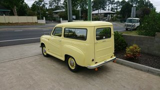 1953 Austin A30 Countryman Yellow 4 Speed Manual Wagon