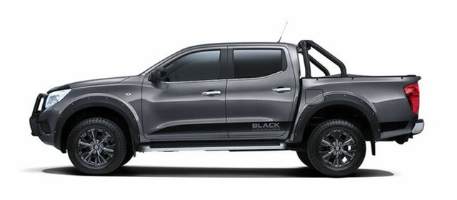 New Nissan Navara D23 S3 ST Black Edition, 2018 Nissan Navara D23 S3 ST Black Edition Slate Grey 7 Speed Sports Automatic Utility