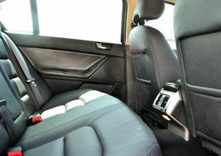 2014 Ford Falcon FG Mk II G6E Grey 6 Speed Automatic Sedan