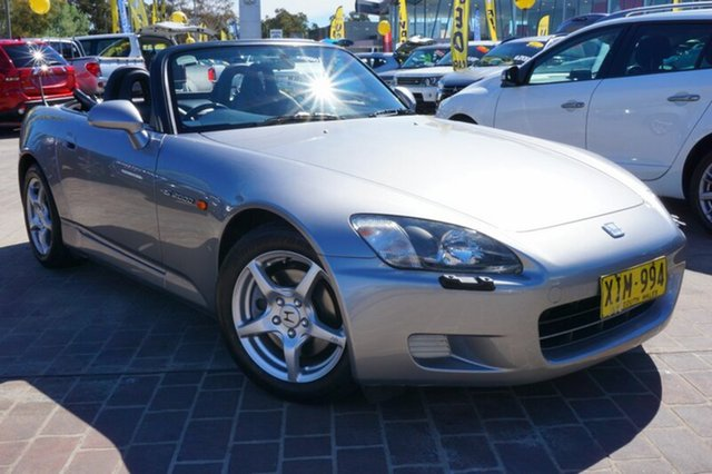 Used Honda S2000  , 2000 Honda S2000 Grey 6 Speed Manual Roadster