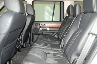 2012 Land Rover Discovery 4 Series 4 MY12 SDV6 CommandShift HSE White 6 Speed Sports Automatic Wagon
