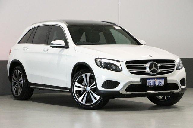 Used Mercedes-Benz GLC250 253 , 2015 Mercedes-Benz GLC250 253 White 9 Speed Automatic Wagon