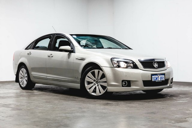 Used Holden Caprice WM II , 2011 Holden Caprice WM II Gold 6 Speed Sports Automatic Sedan