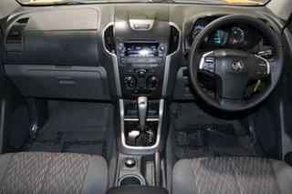 2013 Holden Colorado RG LX (4x4) Orange 6 Speed Automatic Crew Cab Pickup
