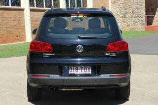 2013 Volkswagen Tiguan 5N MY14 132TSI DSG 4MOTION Pacific Blue 7 Speed Sports Automatic Dual Clutch