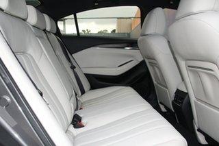 2018 Mazda 6 GL1032 Atenza SKYACTIV-Drive Machine Grey 6 Speed Sports Automatic Sedan