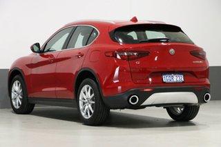 2018 Alfa Romeo Stelvio 949 MY18 Red 8 Speed Automatic Wagon