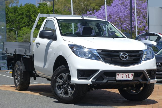 Demo Mazda BT-50  , BT-50 U 6MAN 3.2L SINGLE C/CH XT 4X2