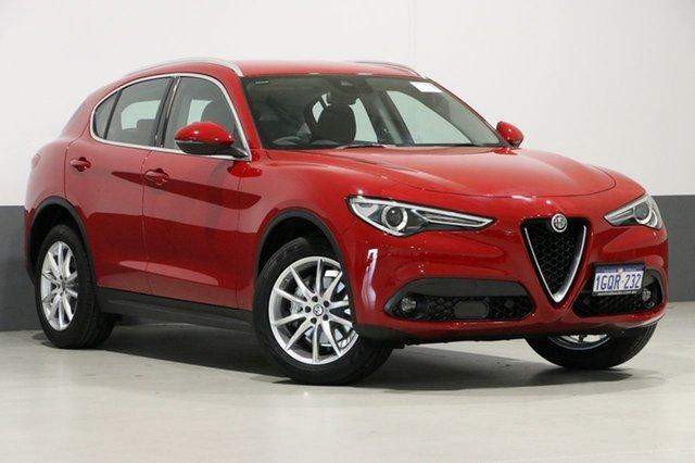 Used Alfa Romeo Stelvio 949 MY18 , 2018 Alfa Romeo Stelvio 949 MY18 Red 8 Speed Automatic Wagon