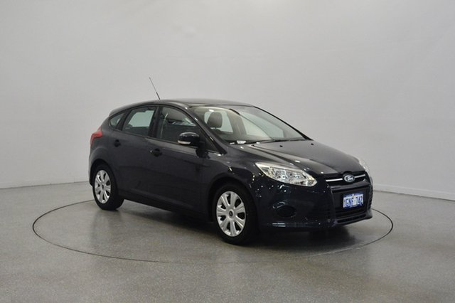Used Ford Focus LW Ambiente PwrShift, 2012 Ford Focus LW Ambiente PwrShift Grey 6 Speed Sports Automatic Dual Clutch Hatchback