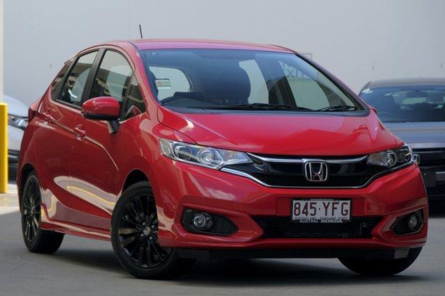 Demo Honda Jazz GF MY19 +Sport, 2018 Honda Jazz GF MY19 +Sport Rallye Red 1 Speed Constant Variable Hatchback