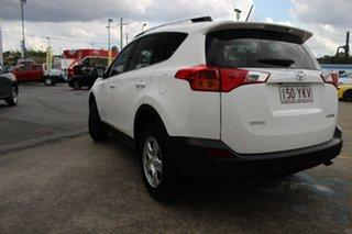 2014 Toyota RAV4 ZSA42R MY14 GX 2WD White 7 Speed Constant Variable Wagon