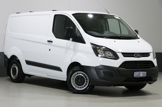 Used Ford Transit Custom VN 290S (SWB), 2014 Ford Transit Custom VN 290S (SWB) White 6 Speed Manual Van