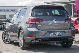 2018 Volkswagen Golf 7.5 MY18 110TSI DSG Highline Grey 7 Speed Sports Automatic Dual Clutch