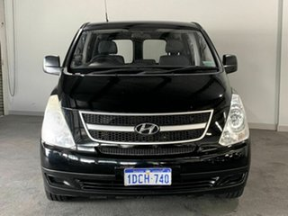 2009 Hyundai iLOAD TQ-V Black 5 Speed Sports Automatic Van.