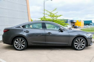 2018 Mazda 6 GL1032 Atenza SKYACTIV-Drive Machine Grey 6 Speed Sports Automatic Sedan