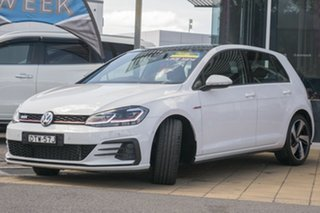 2017 Volkswagen Golf 7.5 MY18 GTI DSG White 6 Speed Sports Automatic Dual Clutch Hatchback.