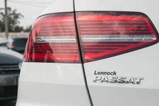 2016 Volkswagen Passat 3C (B8) MY17 206TSI DSG 4MOTION R-Line Pure White 6 Speed