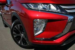 2018 Mitsubishi Eclipse Cross YA MY18 ES 2WD Red Diamond 8 Speed Constant Variable Wagon.