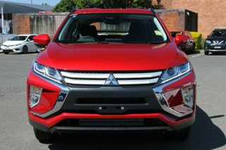 2020 Mitsubishi Eclipse Cross Red Diamond Wagon