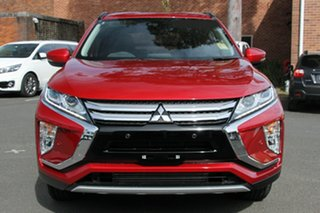 2020 Mitsubishi Eclipse Cross YA MY20 LS 2WD Red Diamond 8 Speed Constant Variable Wagon