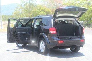 2010 Dodge Journey JC MY10 SXT Black 6 Speed Automatic Wagon.