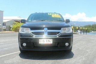 2010 Dodge Journey JC MY10 SXT Black 6 Speed Automatic Wagon