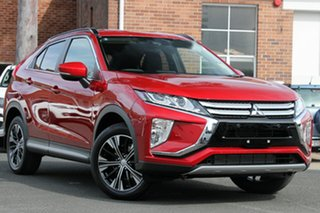 2020 Mitsubishi Eclipse Cross YA MY20 LS 2WD Red Diamond 8 Speed Constant Variable Wagon.