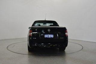 2009 Holden Ute VE MY09.5 SV6 Black 6 Speed Manual Utility