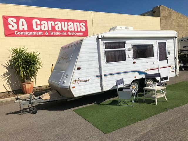 Used Jayco   , 2003 Jayco Heritage 18 with Air Conditioning Caravan