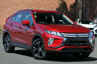 2018 Mitsubishi Eclipse Cross YA MY18 ES 2WD Red Diamond 8 Speed Constant Variable Wagon