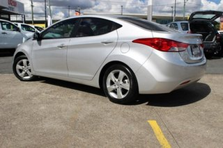 2011 Hyundai Elantra MD Elite Silver 6 Speed Sports Automatic Sedan