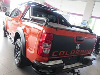 2018 Holden Colorado RG MY19 Z71 Pickup Crew Cab Crunch 6 Speed Sports Automatic Utility