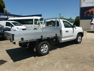 2018 LDV T60 SK8C Pro Blanc White 6 Speed Manual Cab Chassis
