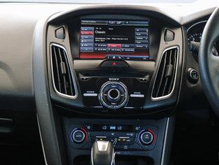 2015 Ford Focus LZ Titanium Red 6 Speed Automatic Sedan