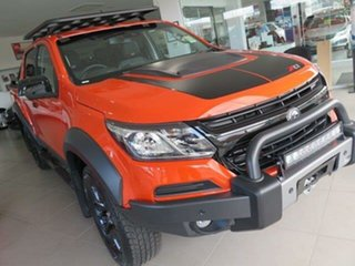 2018 Holden Colorado RG MY19 Z71 Pickup Crew Cab Crunch 6 Speed Sports Automatic Utility.