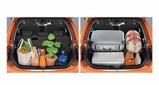 2018 Suzuki Ignis MF GLX Neon Blue 1 Speed Constant Variable Hatchback.