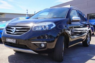 2013 Renault Koleos H45 Phase III Bose Black 1 Speed Constant Variable Wagon.