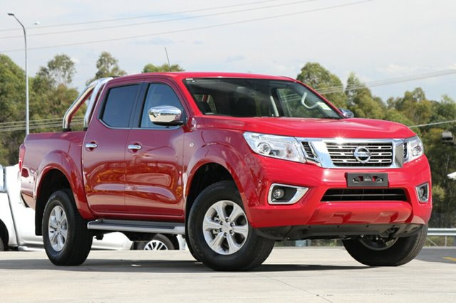 New Nissan Navara D23 S3 ST, 2018 Nissan Navara D23 S3 ST Burning Red 6 Speed Manual Utility